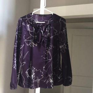 Limited Long Sleeve Blouse